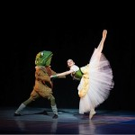 TOAD - Choreographed by Wayne Sleep
